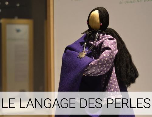 Le langage des perles