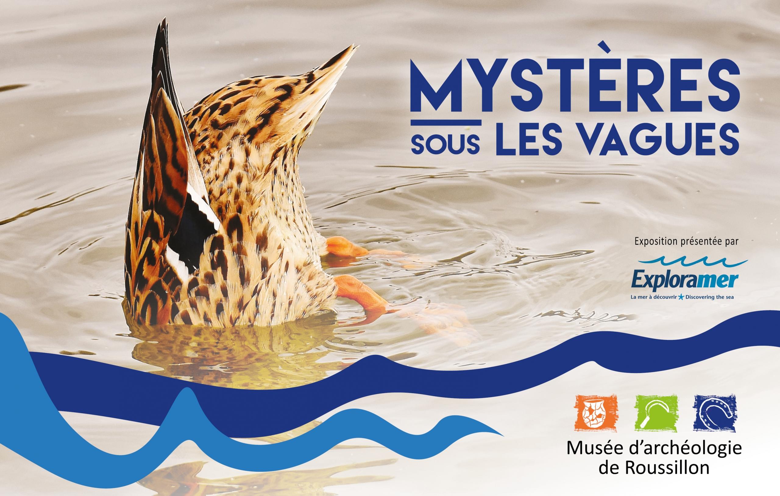 Exposition Mystères sous les vagues